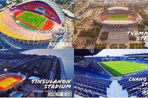 Thái Lan công bố 4 sân vận động tổ chức VCK U23 châu Á 2020