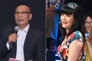 Bị MC Lại Văn Sâm hù dọa, Vân Dung than thở: 'Thôi chết em rồi'