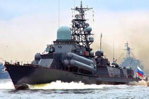 Chiêm ngưỡng cảnh 'Cơn lốc xoáy' của Hải quân Nga bắn tên lửa X-35 Uran diệt mục tiêu trên biển