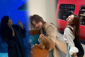Suzy nhan sắc nữ thần bất chấp camera thường ai cũng biết rồi, nhưng mỗi lần chị đăng ảnh du lịch là như 'đánh đố' fan vậy á!