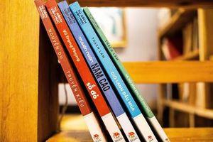 Tủ sách văn học trong nhà trường: Giúp học sinh có thêm kiến thức văn học phong phú