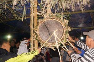 Lễ hội Đập trống của người Ma Coong