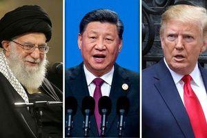 Mỹ liệt công ty Trung Quốc vào 'danh sách đen' vì mua dầu Iran