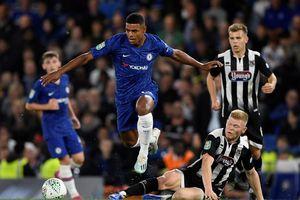 Chelsea thắng 7-1 ở Cúp Liên đoàn