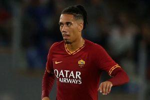 AS Roma thua trận trong ngày tân binh từ Man United ra mắt