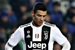 Ronaldo sút phạt tệ thứ nhì lịch sử Serie A