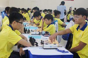 Nhiều kỳ thủ mạnh tham dự Giải cờ vua đồng đội toàn quốc 2019