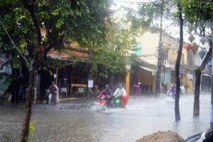Bắc Bộ mát mẻ, Trung Bộ mưa lớn đề phòng lũ quét, sạt lở đất, ngập úng
