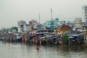 Lùi thời gian hoàn thành dự án cải thiện môi trường nước
