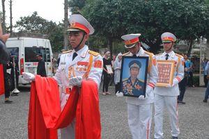 Đất mẹ Lai Vung đón người con anh hùng, phi công Nguyễn Văn Bảy về yên nghỉ