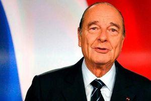 Cựu TT Pháp Jaques Chirac qua đời ở tuổi 86