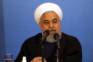 Tổng thống Iran: 'Sai lầm nhỏ cũng có thể châm ngòi cho một đám cháy lớn'