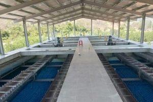 Đà Nẵng đốc thúc tiến độ hoàn thành nhà máy nước 10.000m3/ngày