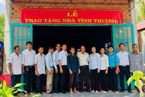 VNPT trao tặng nhà tình thương cho hộ nghèo ở Long An