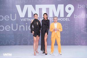 Võ Hoàng Yến và Á hậu Mâu Thủy diện style 'chị em' tại 'VietNam's Next Top Model'