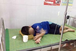 Bốn học sinh tại Hải Phòng ngộ độc vì uống dung dịch đựng trong chai Nutri boost