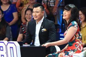 Vân Dung 'sợ hãi' khi lần đầu tham gia gameshow
