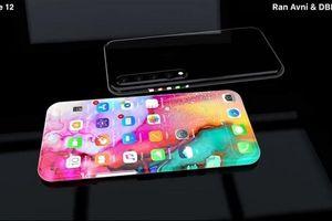 iPhone 12 Pro với màn hình tràn viền bốn cạnh