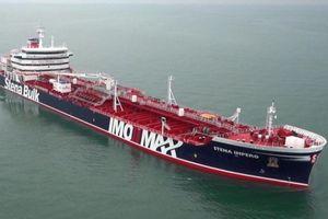 Iran dỡ bỏ lệnh giam giữ tàu dầu Stena Impero
