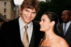Ashton Kutcher xóa một dòng 'tweet' gây tranh cãi sau khi bị vợ cũ tố ngoại tình