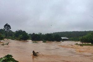 Hà Tĩnh đến Bình Định có mưa to, đề phòng lũ quét, sạt lở và ngập úng