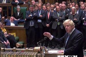 Vấn đề Brexit: Thủ tướng Anh kiên quyết không lùi ngày 'ly hôn'