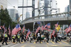 Trung Quốc lên án việc các ủy ban Quốc hội Mỹ thông qua dự luật về Hong Kong