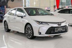5 điểm đáng 'đồng tiền bát gạo' của Toyota Corolla Altis 2020