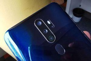 Cận cảnh Oppo A11x: 4 camera sau, pin 5.000 mAh, cấu hình 'khủng', giá gần 6 triệu