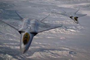 Choáng váng thời điểm Mỹ thay thế tiêm kích F-35