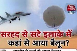 Chiến đấu cơ Không quân Ấn Độ bắn hạ UFO