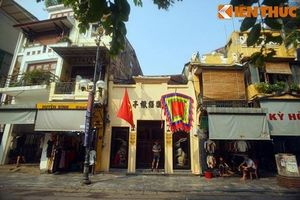 Bí mật giấu kín trong nhà cổ nổi tiếng nhất phố Hàng Đào