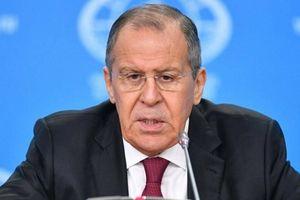 Ngoại trưởng Nga: Khủng bố IS đang hoạt động ở miền Bắc Afghanistan