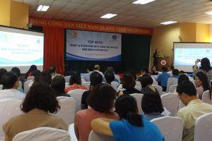 Tập huấn nghiệp vụ Ủy ban kiểm tra, thanh tra nhân dân công đoàn cơ sở