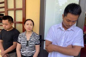 Thanh Hóa: Bắt giữ 4 đối tượng làm giả con dấu, tài liệu