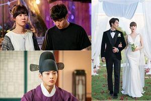 Phim của Gong Hyo Jin và Kang Ha Neul tiếp tục dẫn đầu đài trung ương, đạt rating 10% chỉ sau 3 tập