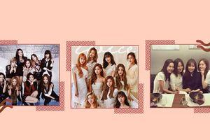 Nhóm nhạc nữ KPop đại diện cho mỗi thế hệ: Đâu là tiêu chuẩn của Knet?