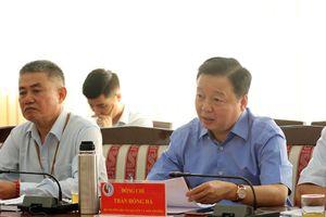 Bộ trưởng Trần Hồng Hà tiếp công dân định kỳ tháng 9/2019
