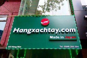 Hà Nội: CH Hàng Nhật Nội Địa bị xử phạt vì bán hàng không có tem nhãn phụ