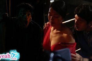 'Thất Sơn Tâm Linh' tung loạt ảnh hậu trường đầy rùng rợn và nhiều cảnh 18+