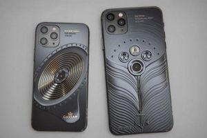 iPhone 11 làm từ mảnh vỡ tàu Titanic và tàu vũ trụ Vostok-1, giá gần 800 triệu đồng