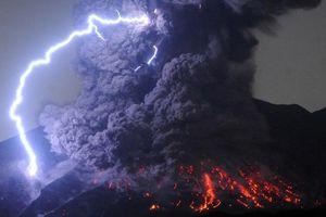 Chùm ảnh ấn tượng về những núi lửa đang hoạt động trên thế giới