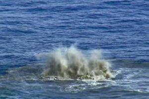 Cận cảnh quá trình hình thành một hòn đảo của Mẹ Thiên nhiên