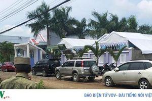 Ban Thường vụ Tỉnh ủy Sóc Trăng kiểm điểm bà Hồ Thị Cẩm Đào