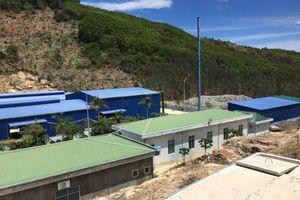 Sai sót tại dự án nhà máy rác: Hàng loạt cán bộ Quảng Ngãi bị kỷ luật