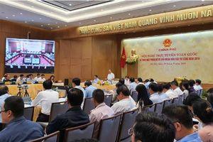 Sốt ruột giải ngân vốn đầu tư công chậm, Chính phủ họp bàn tìm giải pháp