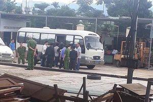 Bộ Công an thông tin kết quả vụ triệt phá đường dây sản xuất ma túy tổng hợp cực lớn ở Kon Tum