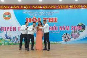 Thanh Khê (Đà Nẵng): Hội thi Báo cáo viên, Tuyên truyền viên giỏi