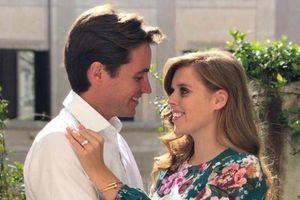 Công chúa Anh kết hôn với triệu phú bất động sản