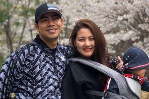 Ngọc Lan đăng ảnh cũ bên Thanh Bình sau ồn ào hôn nhân đổ vỡ